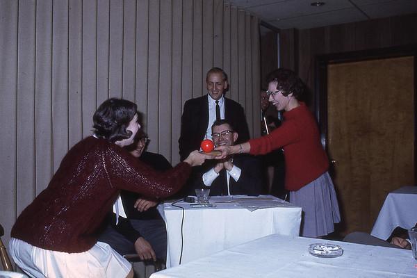Ladies Night - Screw Ball Award