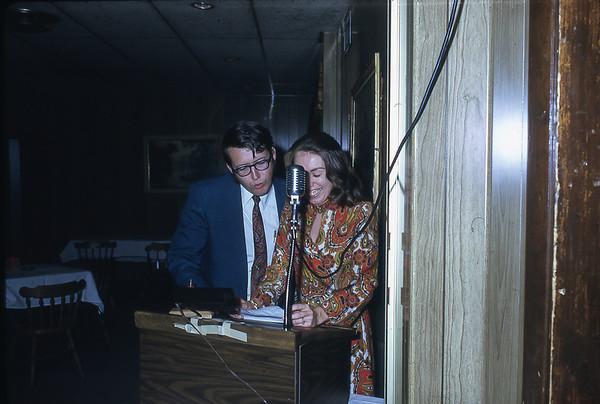 Ladies' Night 1972