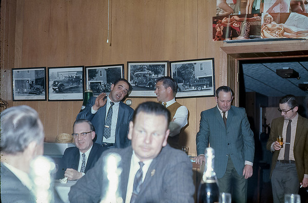 Stag Night 1970