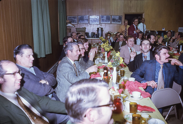 Stag Night 1972