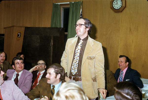 Stag Night 1973
