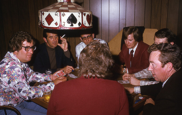 Poker - Stag Night