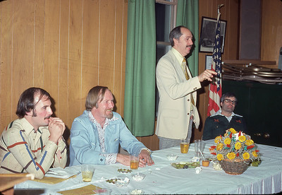Stag Night 1977
