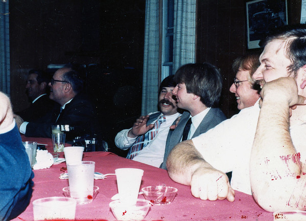 Stag Night - 1984