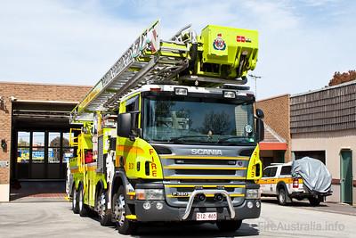 ACTFB B31 44m Bronto Ladder Platform