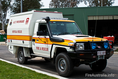 ACTFB Bravo 48 Vertical Rescue