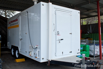 ACTFB Decontamination Unit