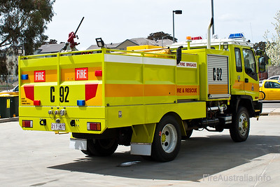 ACTFB Charlie 92 (CAFS)
