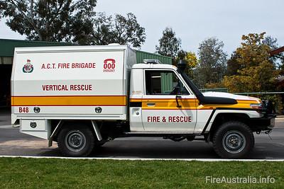 ACTFR B48 Vertical Rescue