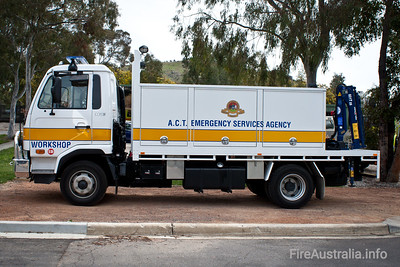 ACT ESA Workshops Truck