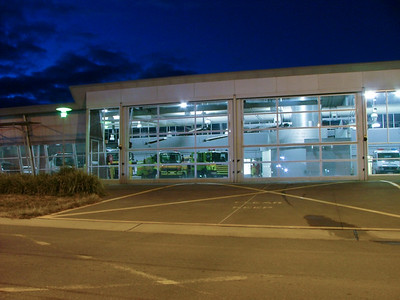 ACT Gungahlin Joint Emergency Service Station