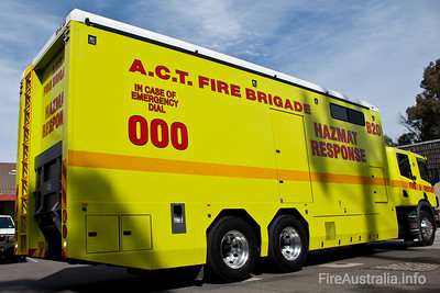 ACTFB B20 HAZMAT Response