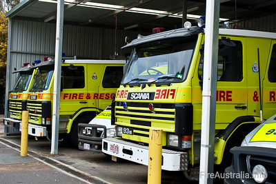 ACTFB Scania 93M Pumpers