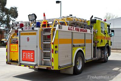 ACTFB Bravo 9