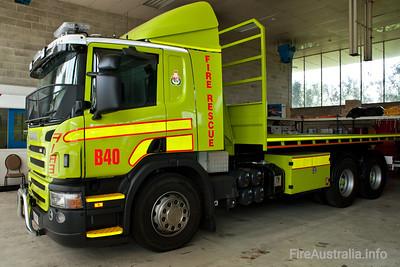 ACTFB Bravo 40 POD Carrier