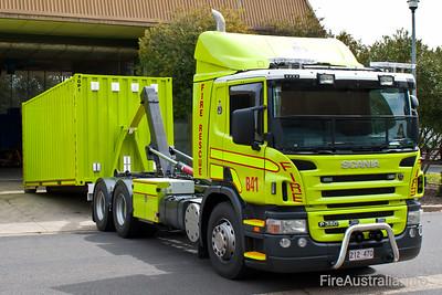 ACTFB Bravo 41 POD Carrier