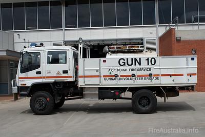 ACTRFS Gungahlin 10