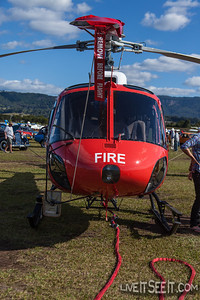 NSW Rural Fire Service owned helicopter 'Firebird 200'