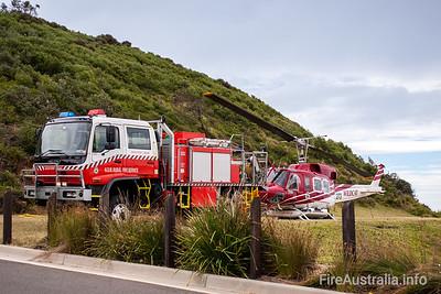 NSW RFS Grays Point 1B and HT 273