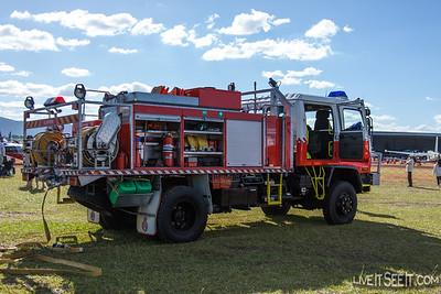 NSW RFS Illawarra Support Cat 1 Tanker