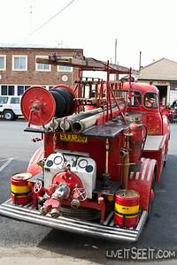 ex NSWFB Bedford Pumper