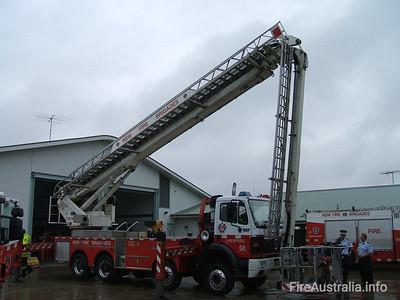 LP8 Liverpool Ladder Platform