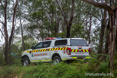 NSW Rural Fire Service - Bundanoon PC. Southern Highlands Zone  Photo Nov 2013