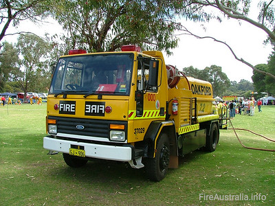 Oakford BFB 7.2 Tanker Photo October 2004