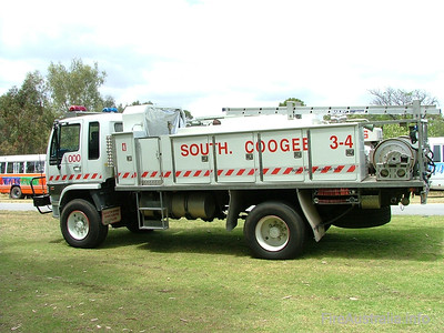 South Coogee BFB 3.4 Tanker