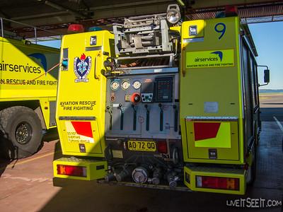 ASA ARFF Sydney Tender 9 Domestic Response Vehicle