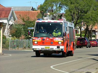 NSWFB SP27 Parramatta  April 2006 Fuji