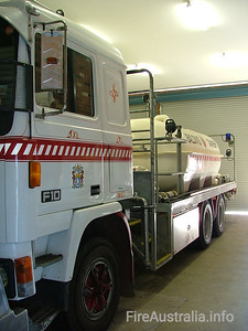 Baldivis BFB 9.2 Tanker Photo July 2004