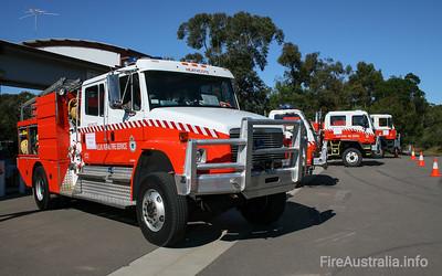 NSW RFS Heathcote 1A