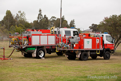 NSWRFS Regentville 1B and Orchard Hills 7
