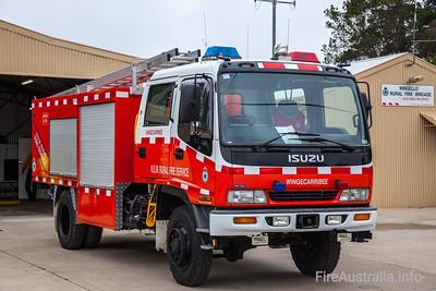 NSW Rural Fire Service - Wingello Pumper. Southern Highlands Zone  Photo Nov 2013