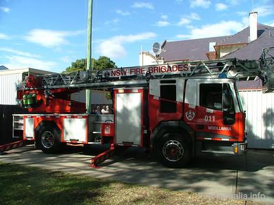 Ladders 11 Woollahra April 2006