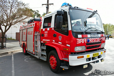 NSWFB P511 Yass