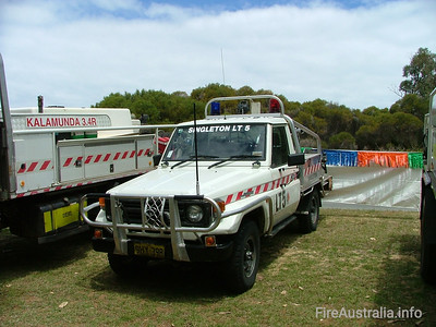 Singleton BFB Light Tanker 5 Photo October 2004
