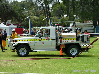 South Coogee BFB Light Tanker