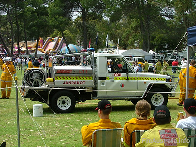 Jandakot BFB Light Tanker 2 Photo October 2004