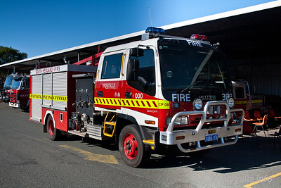 South Hedland FRS Country Pumper
