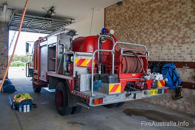 WA FRS Joondalup Urban Tanker (UT54)
