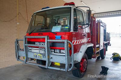 WA FRS Malaga Urban Tanker (UT56)