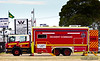 WA FRS Incident Command<br /> WA Fire & Rescue's ICV at a large industrial fire near Perth Airport in 2010
