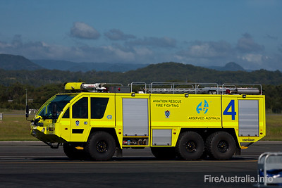 Aviation Rescue Firefighting (ARFF)