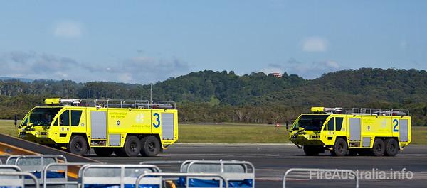 ARFF Gold Coast Tender 2 & 3