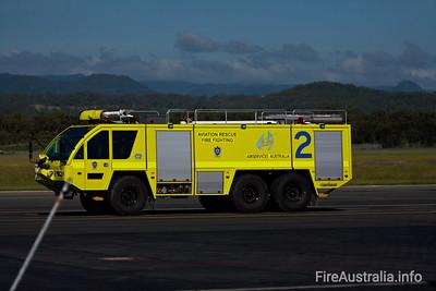 ARFF Gold Coast Tender 2