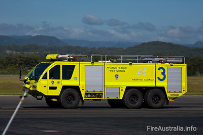 ARFF Gold Coast Tender 3