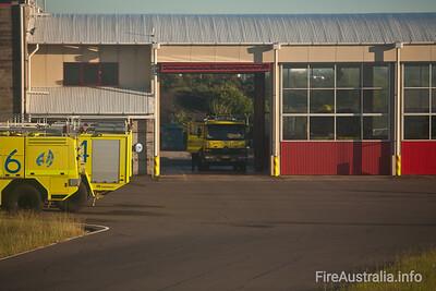 ARFF Sydney Station ARFF Sydney Station