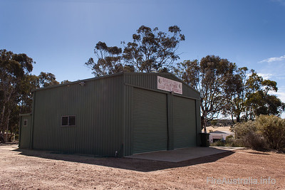 Bakers Hill BFB Fire Station